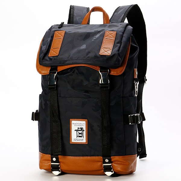 【Healthknit Product×RATTLE TRAP】バックパック/ラトルトラップ(RattleTrap)