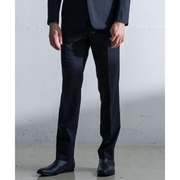【スーツ/セットアップ】ハイテンションストライプ スーツパンツ/カルバン・クライン メン(Calvin Klein men)