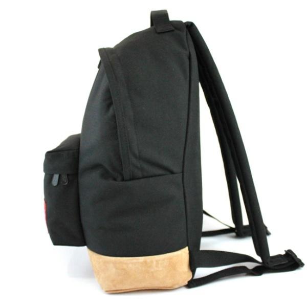Suede Fabric Backpack マンハッタンポーテージ Manhattan PortageLpzVSUMqG