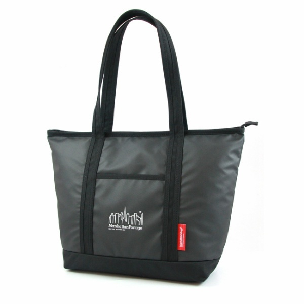 MP Logo Printed Cherry Hill Tote Bag/マンハッタンポーテージ(Manhattan Portage)