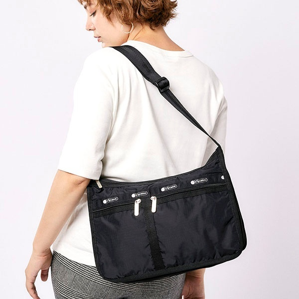 DELUXE EVERYDAY BAG/オニキス/レスポートサック(LeSportsac)