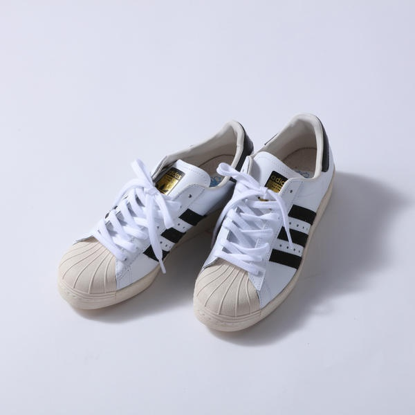 【adidas】SUPERSTAR 80s/ドロワットロートレアモン(Droite lautreamont)