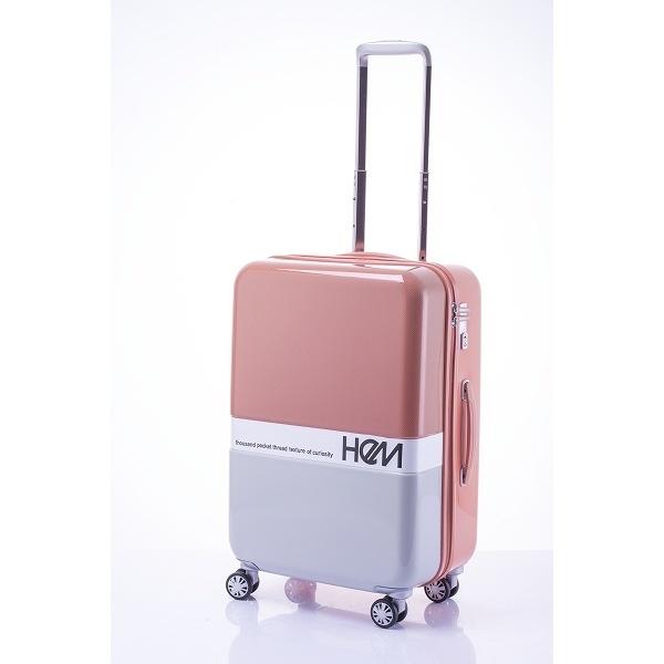 キャリーケース TR-017-02 フラスコ 52.5L/HeM(HeM)