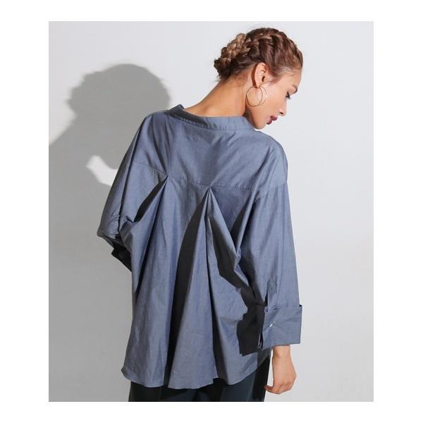 バックタックスキッパーシャツ/セッティミッシモ(Settimissimo)