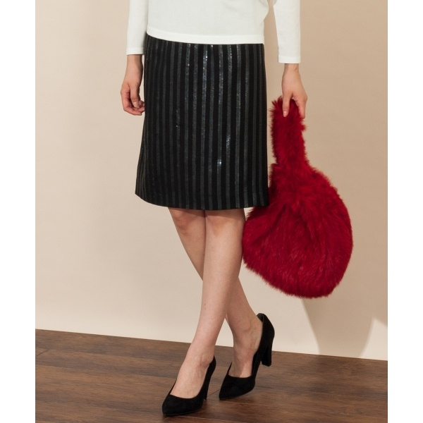 Sequin スカート/アイシービー(ICB)