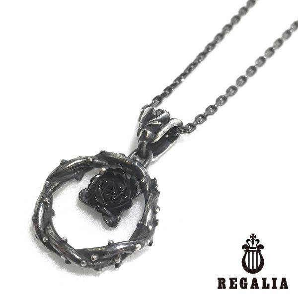 フレームローズペンダント/レガリア(REGALIA)