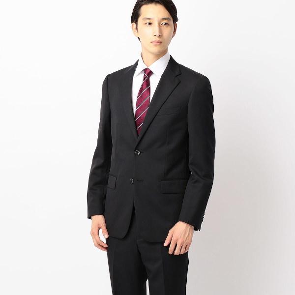 ギャバ2釦スーツ(総裏)AW/コムサイズムメンズ(COMME CA ISM)