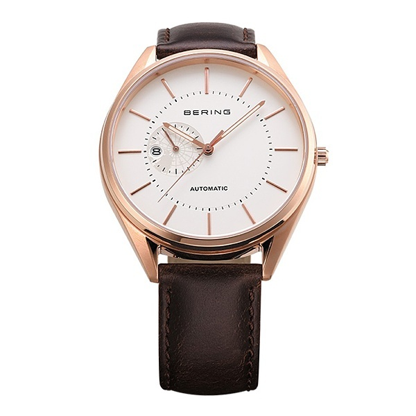 BERING/ベーリング Automatic Leather Watch/ベーリング (BERING)