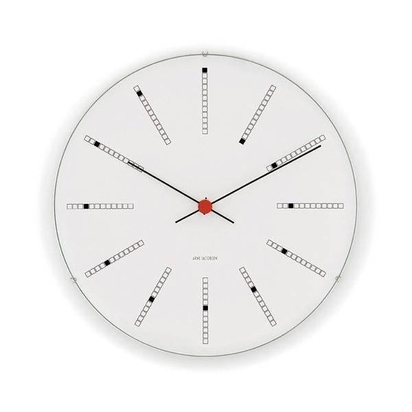 ARNE JACOBSEN/アルネ・ヤコブセン BANKERS Clock 290mm/アルネ ヤコブセン(ARNE JACOBSEN)