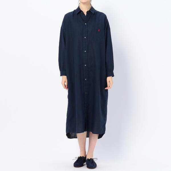 【Gymphlex】長袖ルーズワンピース KLS WOMEN/ビショップ(レディース)(Bshop)