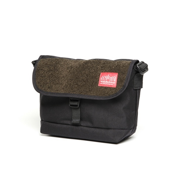 Boa Fabric Messenger Bag/マンハッタンポーテージ(Manhattan Portage)