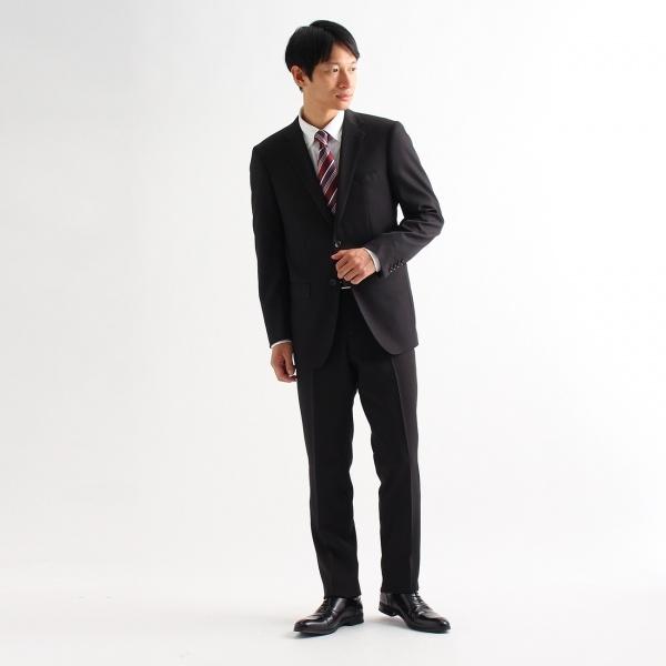 Mスーツ(【洗濯機OK】ストレッチシャドーストライプスーツ)/ザ ショップ ティーケー(メンズ)(THE SHOP TK Mens)