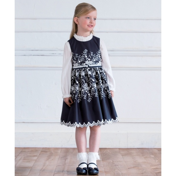 【KIDS】White Star ワンピース/トッカ バンビーニ(TOCCA BAMBINI)