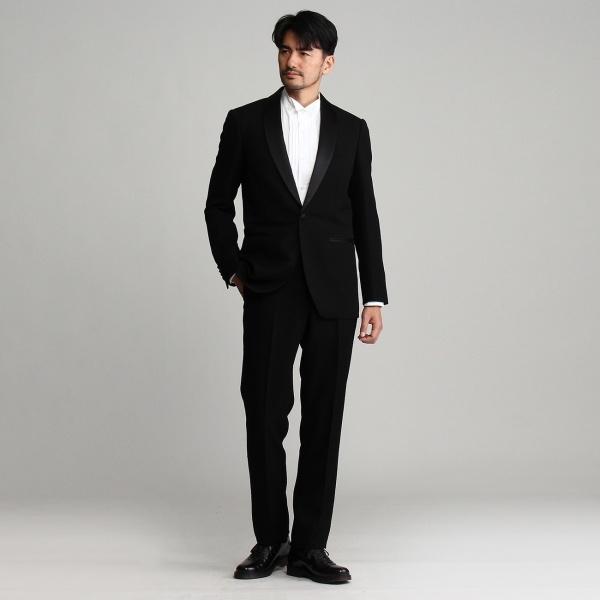 タキシードクロスシングルスーツ[ メンズ スーツ 結婚式 ]/タケオキクチ(TAKEO KIKUCHI)