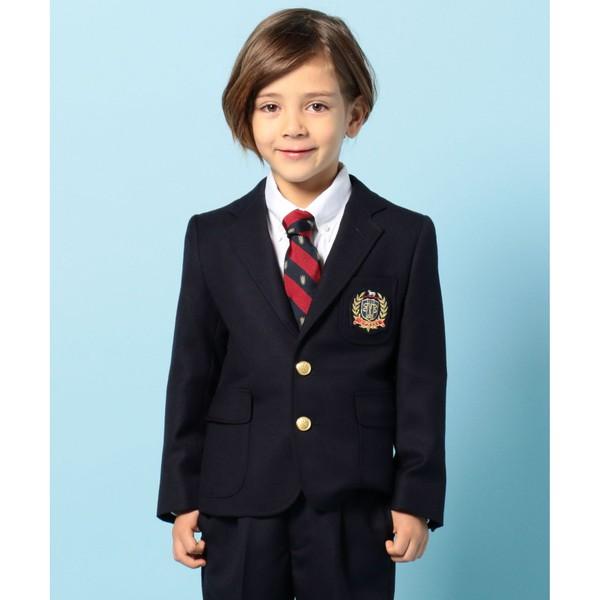 【SCHOOL】ウールサージ ジャケット/Jプレス(キッズ)(J.PRESS KIDS)