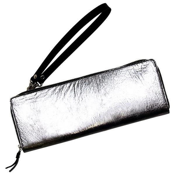 ブレット/ロキシー(シルバー)【お財布バッグ お財布ポシェット】/アジリティーアッファ(AGILITY Affa)