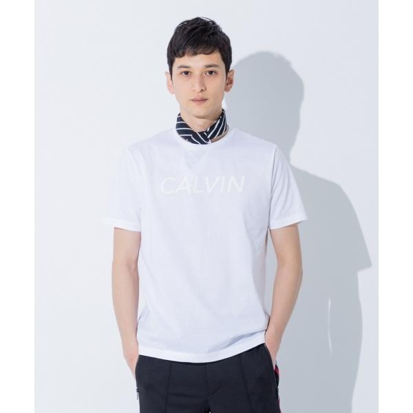 【大人気ロゴシリーズ】ロゴグラフィック Tシャツ/カルバン・クライン メン(Calvin Klein men)
