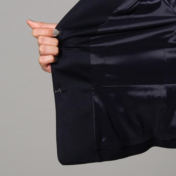 L洗える スーペリアルグログランノーカラージャケット アンタイトル UNTITLEDlK3F1TcJ