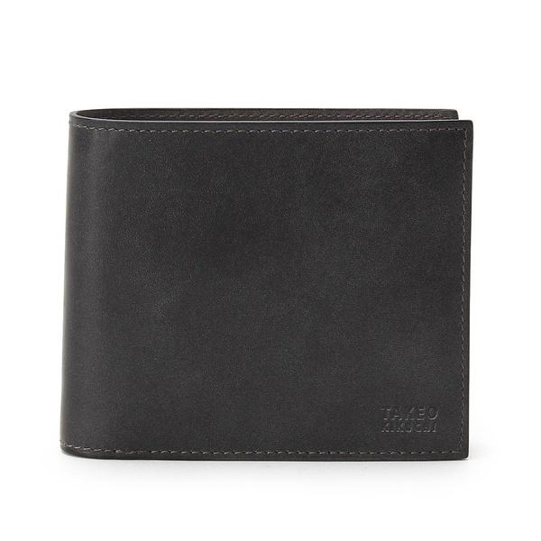 Tアンティーク二つ折り財布/タケオキクチ(TAKEO KIKUCHI)