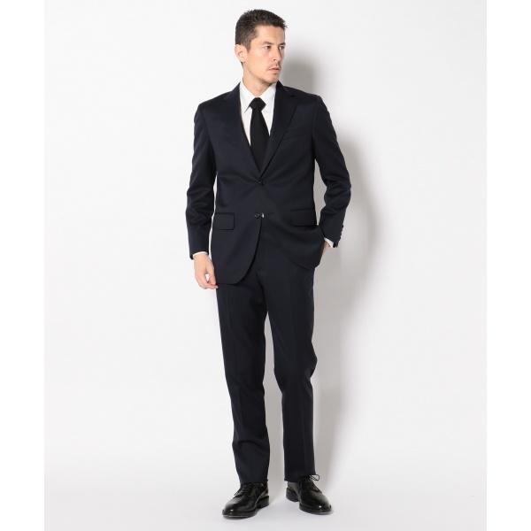 【HIGHLANDS PEPPIN MERINO】ツイル CLASSIC スーツ/ジェイ・プレス メン(J.PRESS MEN)