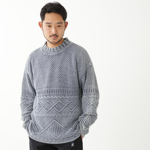 Geo Trowark / Fisherman Knit/ビームス(BEAMS)