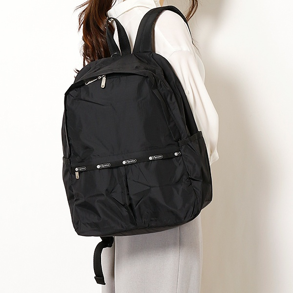 NOHO BACKPACK/オニキス/レスポートサック(LeSportsac)