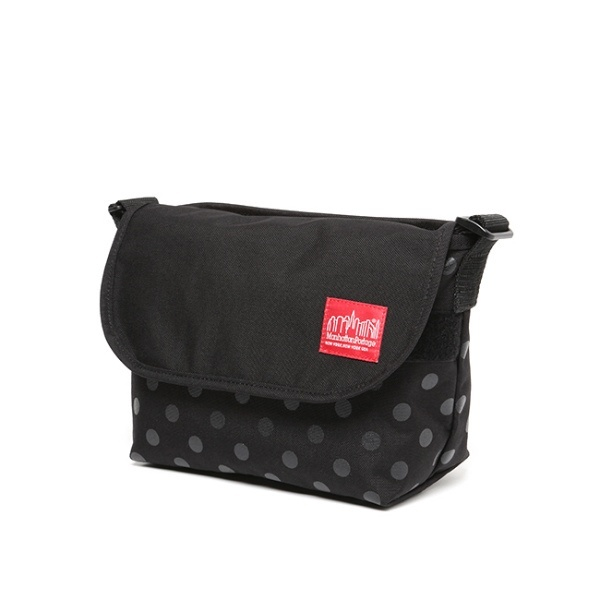 Dot Print Casual Messenger Bag/マンハッタンポーテージ(Manhattan Portage)
