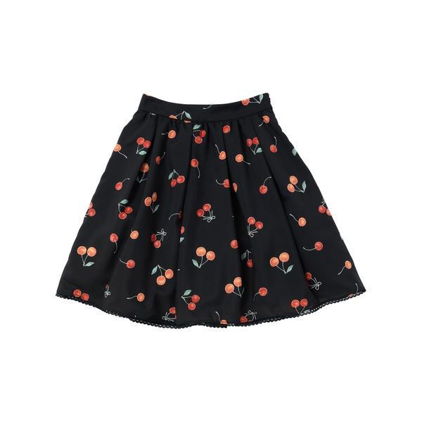 Sweet Cherryスカート / mille fille closet/ロディスポット(LODISPOTTO)