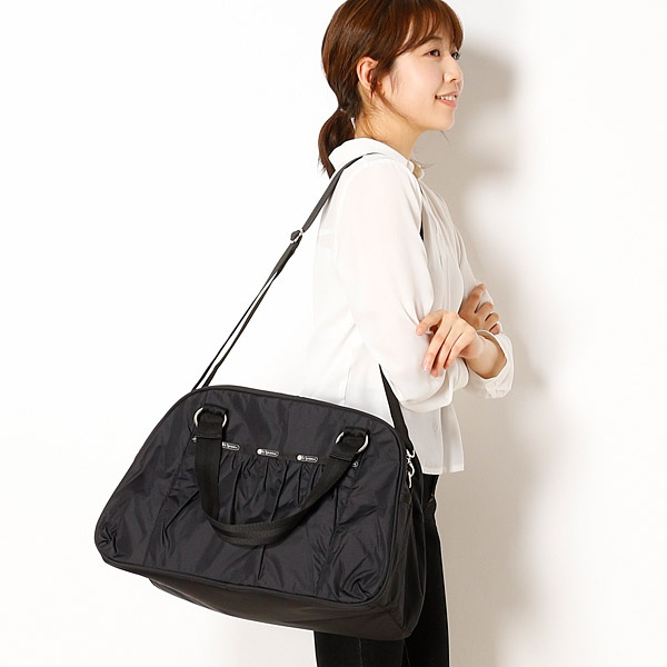 ABBEY CARRY ON/オニキス/レスポートサック(LeSportsac)
