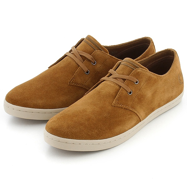 【18SS】BYRON LOW SUEDE/フレッドペリー(メンズ)(FRED PERRY)