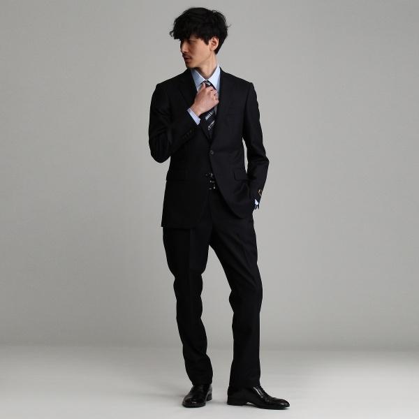 【TALL&LARGE】【J∞QUALITY】シャドーストライプシングルジャケット[メンズ 大きめ]/タケオキクチ(TAKEO KIKUCHI)