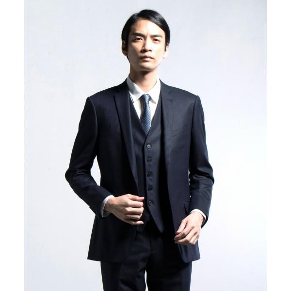 【2018SS】ハイテンションストレッチドビー スーツジャケット/カルバン・クライン メン(Calvin Klein men)