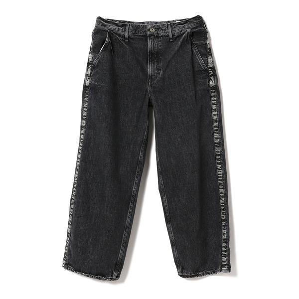upper hights × BEAMS / 別注 Denim Pants/ビームス(BEAMS)
