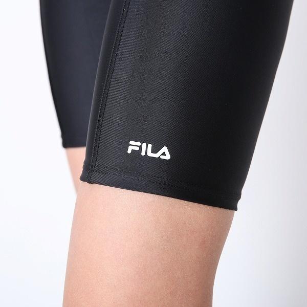 【FILA】ベーシックフルジップセパレート水着/フィラ(FILA)