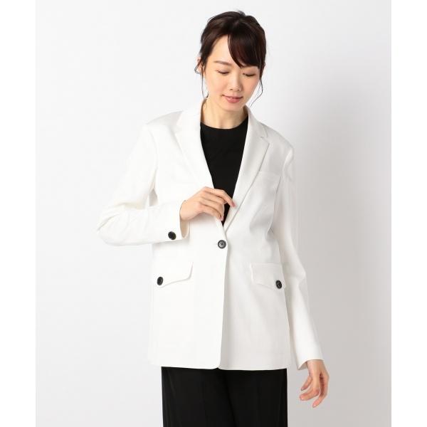 【ICB NY】Crepe Suiting ジャケット/アイシービー(ICB)