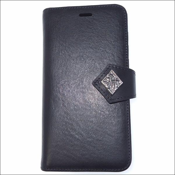本革イタリアンレザーiPhoneXブックケース/アルテミスクラシック(Artemis Classic)