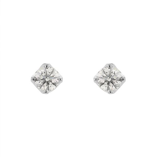 プラチナ ダイヤモンド(0.2ct) ピアス/ブルーム(BLOOM)