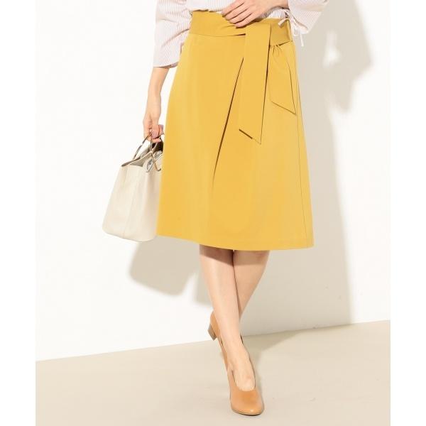 【洗える】ツイルジャージー スカート/Jプレス Sサイズ(レディス)(J.PRESS LADIES S)