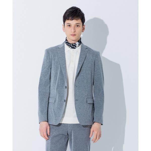 【春のおすすめアウター】C/Nメカニカルストレッチ テーラードジャケット/カルバン・クライン メン(Calvin Klein men)