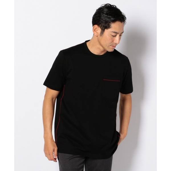 EMBラインパラレルドジャージー Tシャツ/カルバン・クライン メン(Calvin Klein men)