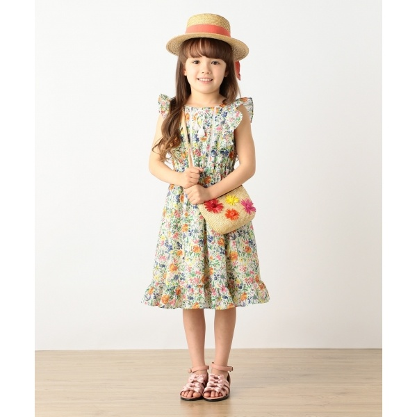 【KIDS】BloomingFlowers ワンピース/トッカ バンビーニ(TOCCA BAMBINI)