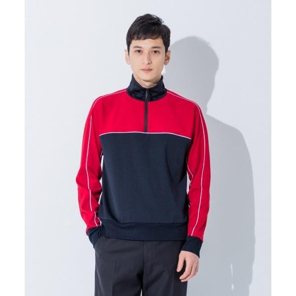 【2018SS】シャイニーテックジャージー ブルゾン/カルバン・クライン メン(Calvin Klein men)
