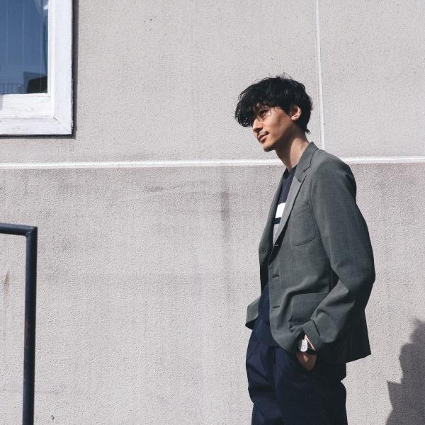 【洗える】ハイツイストEVELETジャケット [ メンズ ジャケット ]/タケオキクチ(TAKEO KIKUCHI)