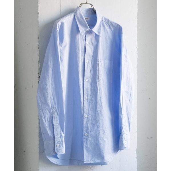 メンズシャツ(Scye×URBAN RESEARCH 別注GARMENTDYED SHIRTS)/アーバンリサーチ(メンズ)(URBAN RESEARCH)