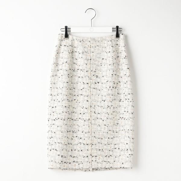 ファンシーツイードスカート/ノーリーズ レディース(NOLLEY'S)
