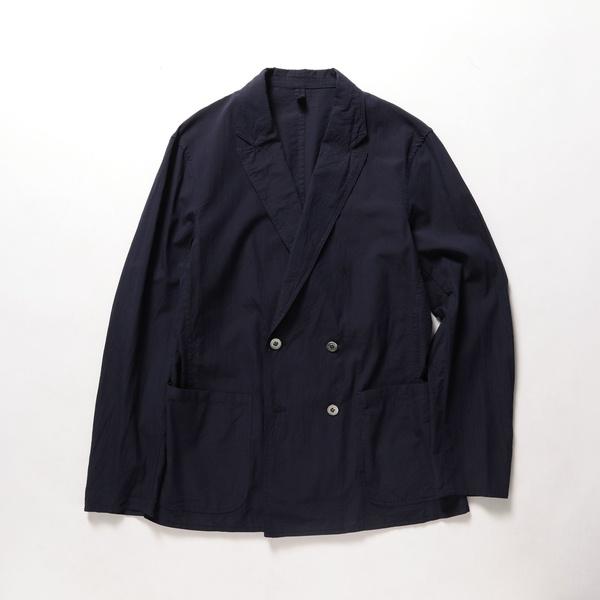 ダブルブレスト シャツジャケット/ノーリーズ メンズ(NOLLEY'S)