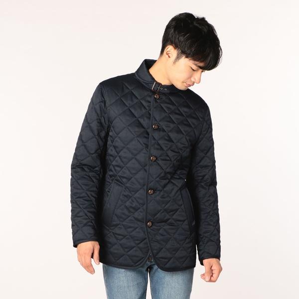 丸襟キルトジャケット/フレディ&グロスター メンズ(FREDY&GLOSTER)