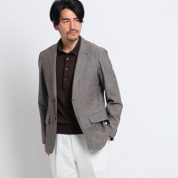 CS ジャケット_ウールリネンストレッチジャケット [ KIKUCHI) [ メンズ ジャケット ]/タケオキクチ(TAKEO KIKUCHI), アシガラシモグン:5b3e045a --- officewill.xsrv.jp
