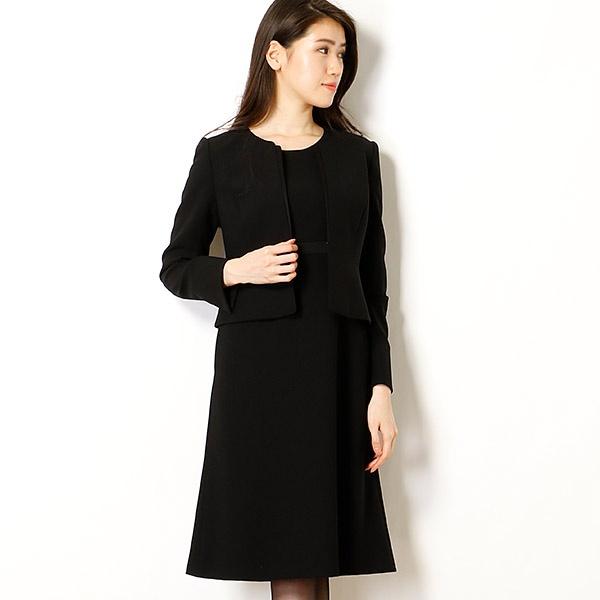 スーツ/ブラックフォーマルスーツ/喪服/レディースフォーマル/東京ソワール(ブラックフォーマル)(TOKYO SOIR BLACK FORMAL)