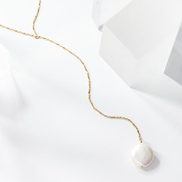 【WEB限定】stylish pearlネックレス/ジュピター(JUPITER)